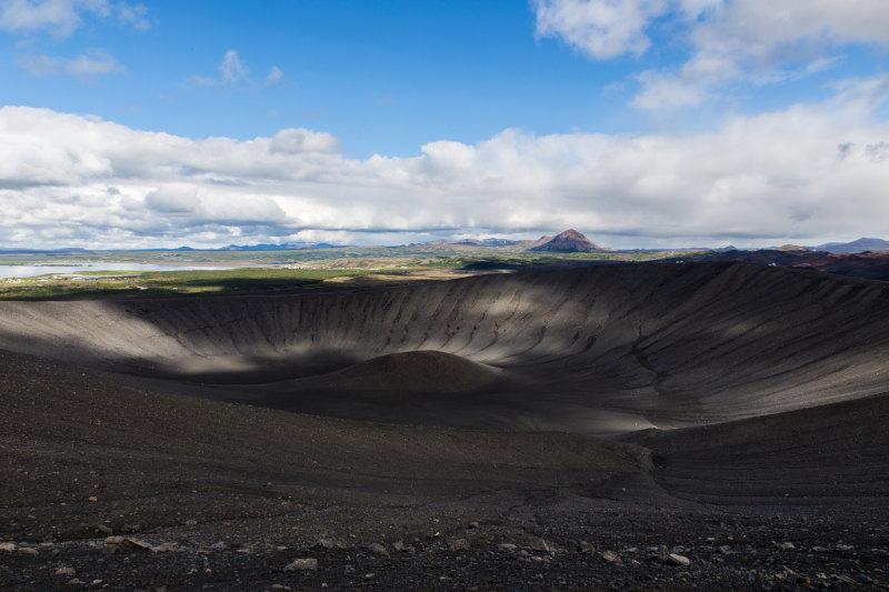 Guide Islande Lieux Incontournables DamienLB Hverfjall