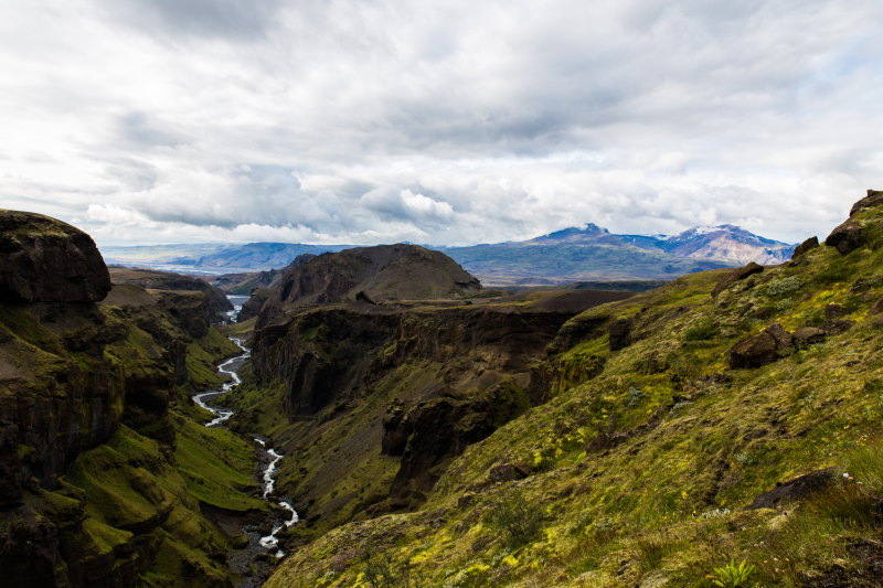 Guide Islande Lieux Incontournables DamienLB Thórsmörk