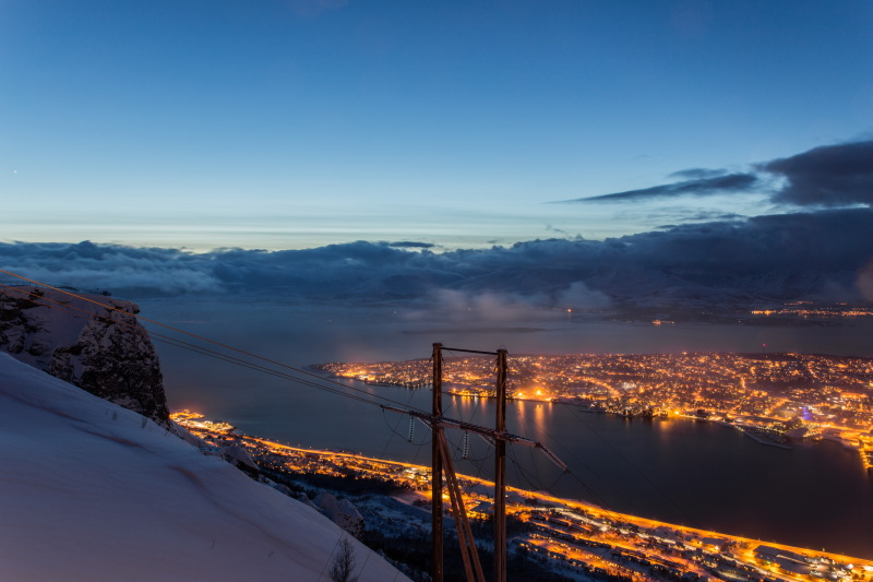 Guide Tromso DamienLB Fjellheisen