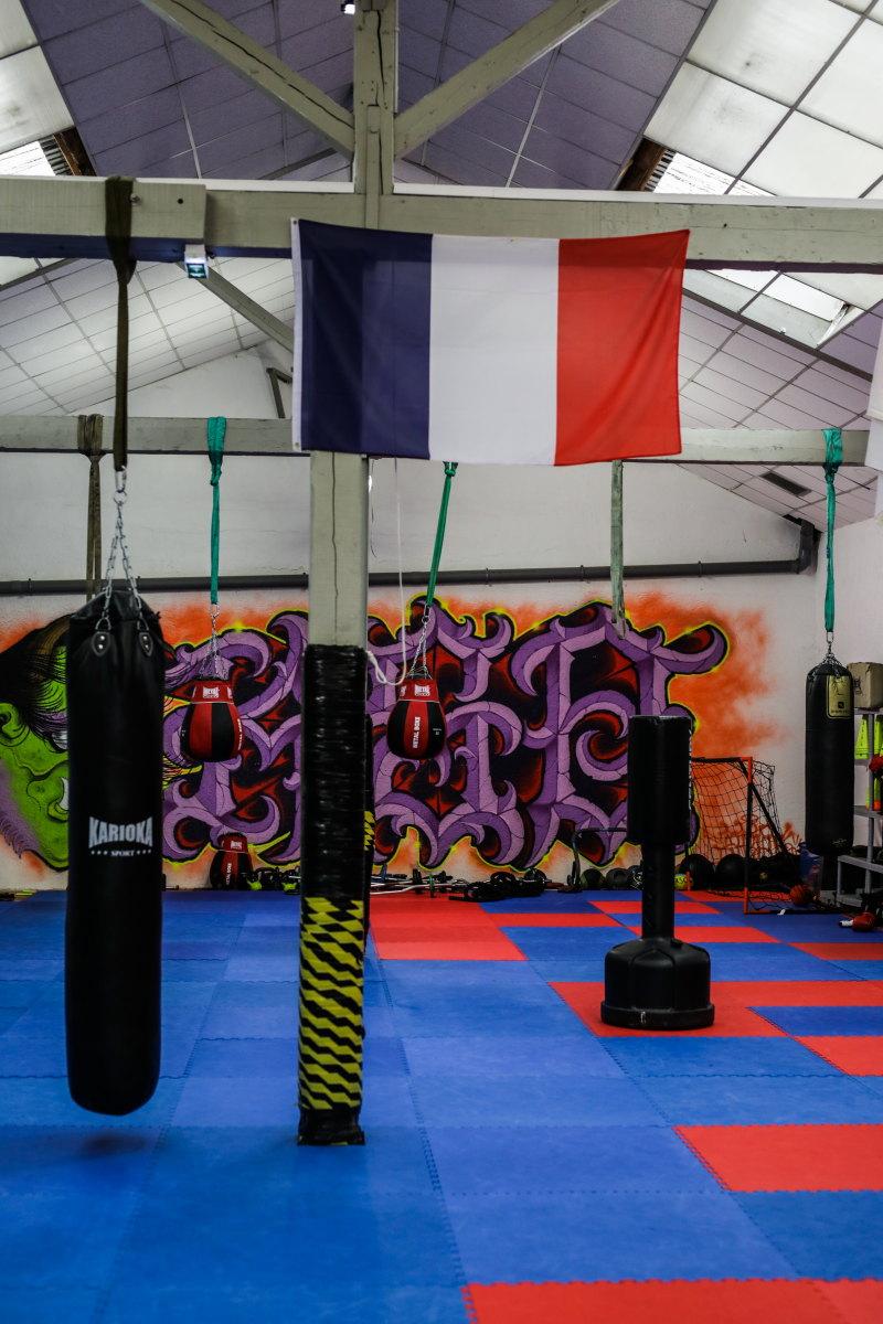 pratiquer un sport de combat damienLB (24) KSO Lyon