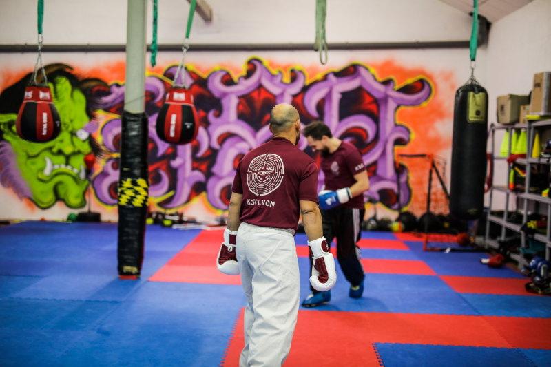 pratiquer un sport de combat damienLB (16) boxe