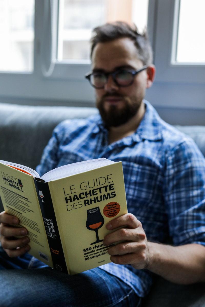 Guide Hachette Des Rhums Christine Lambert DamienLB (3) livre avis